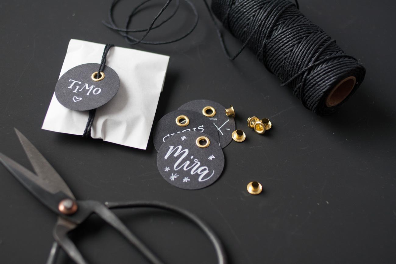 Design Letter Love Hochzeit diy Gastgeschenk Handlettering
