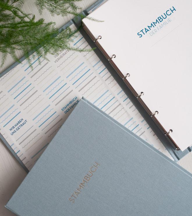 Braucht man ein Stammbuch zum Heiraten? Welches Format haben die Stammbücher?