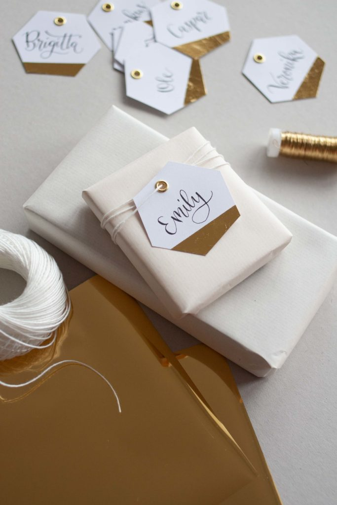 Kreativ Geschenke verpacken