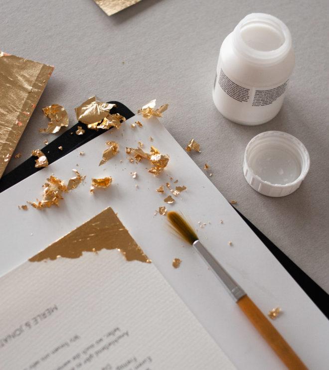 DIY Gold Projekte